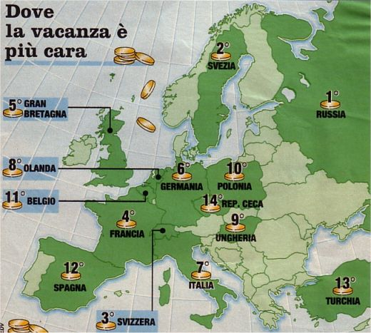 Cartina Europa Islanda.L Islanda Fantasma Global Geografia