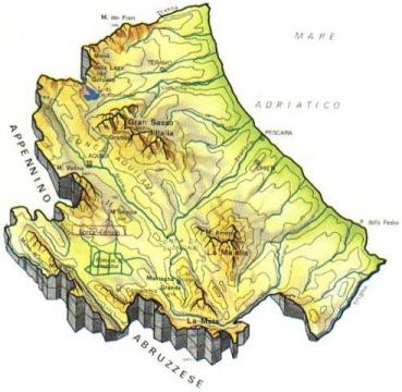 Abruzzo, Scheda Regione - Global Geografia